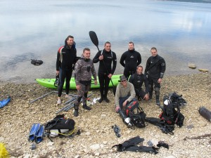 The ZEN team in Croatia