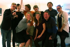Pamela met with the European ZEN partners at the 2012 EMBS meeting in Norway.