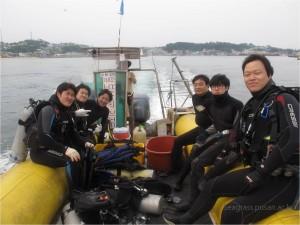 The ZEN team in Korea