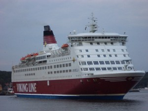 Viking Line ferry ship