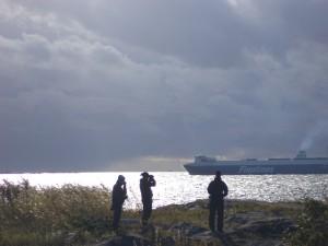 Paul explores Utö Island